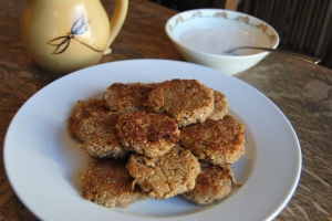 Quinoa Patty Cakes
