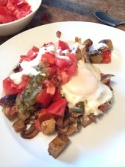 Mexi Hash and Eggs