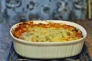 Chicken Tortilla Lasagna