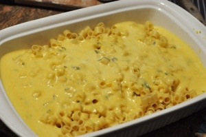Butternut Squash and Sage Mac and Cheese